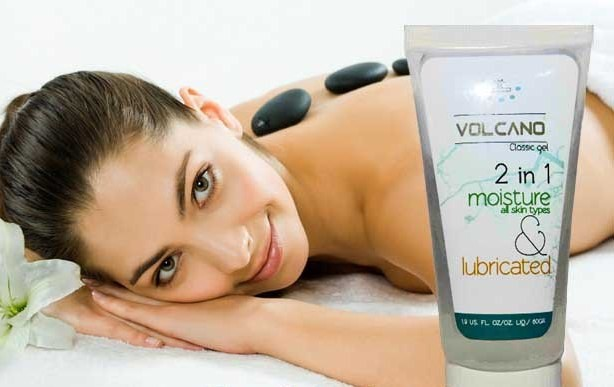 Gel Massage Volcano 2 in 1