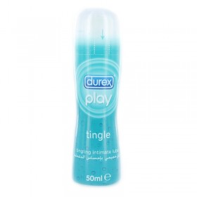 Gel bôi trơn durex tingle 50 ml